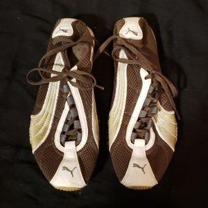 Mesh Puma Sneakers
